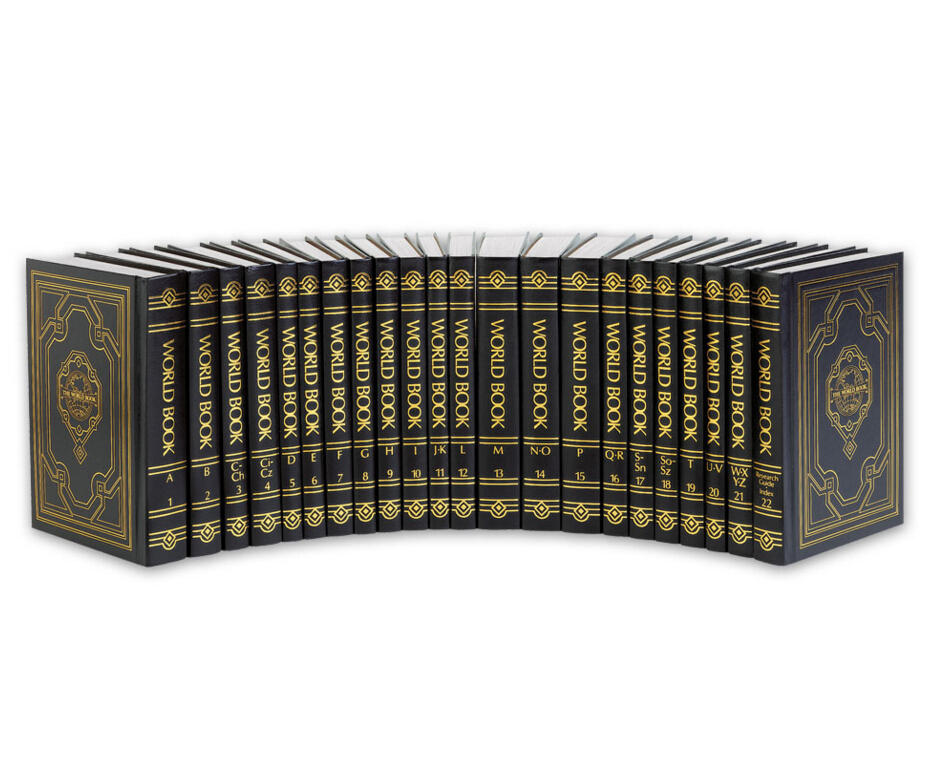 Dealmoon Exclusive !56% Off The World Book Encyclopedia 2015 Classic Edition