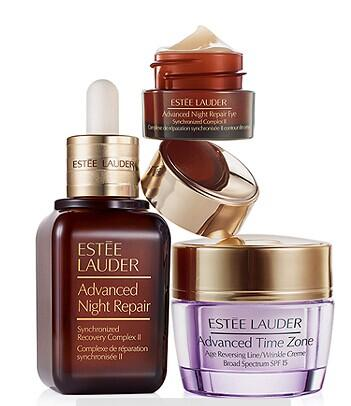 Estee Lauder Anti-Wrinkle Gift Set (Includes A Full-Size Advanced Night Repair®) @ Bon-Ton