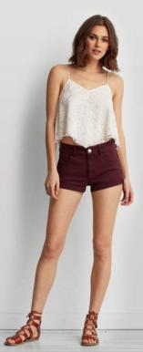Buy 1 Get 1 50% Off All AEO Shorts @ American Eagle