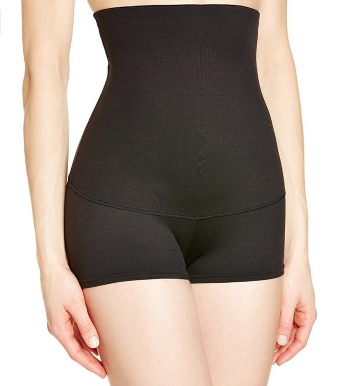 $13.38( reg. $34) Maidenform Flexees Women's Shapewear Minimizing Hi-Waist Boyshort