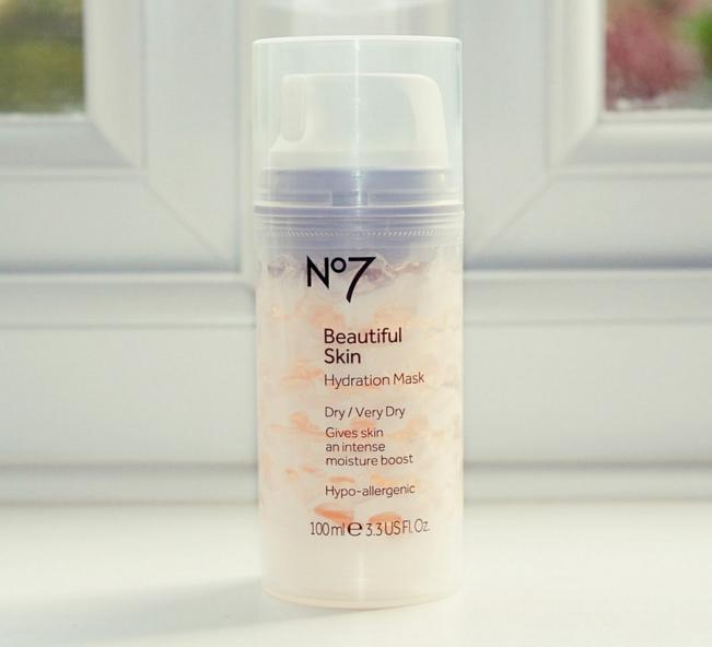 Boots No7 Beautiful Skin Hydration Mask - Dry to Very Dry @ SkinStore.com