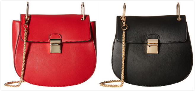 $29.99 Gabriella Rocha Delya Crossbody Saddle Purse On Sale @ 6PM.com