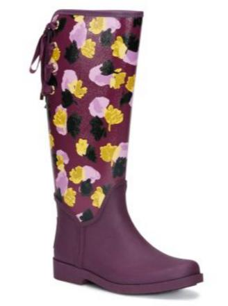 Extra 30% Off Select Coach Rain Boots on Sale @ Bon-Ton