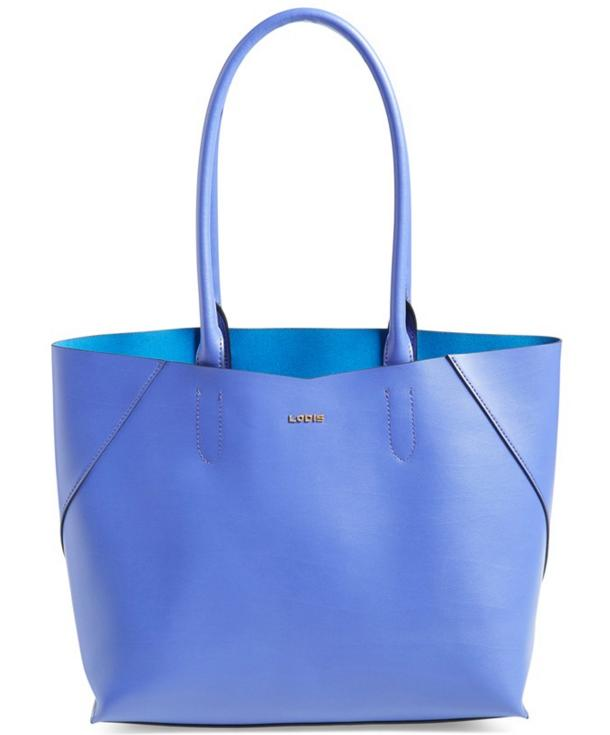 $178.8 Lodis 'Blair Collection - Cynthia' Leather Tote On Sale @ Nordstrom
