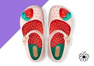 Up to 50% Off Mini Melissa Kids' Shoes @ MYHABIT