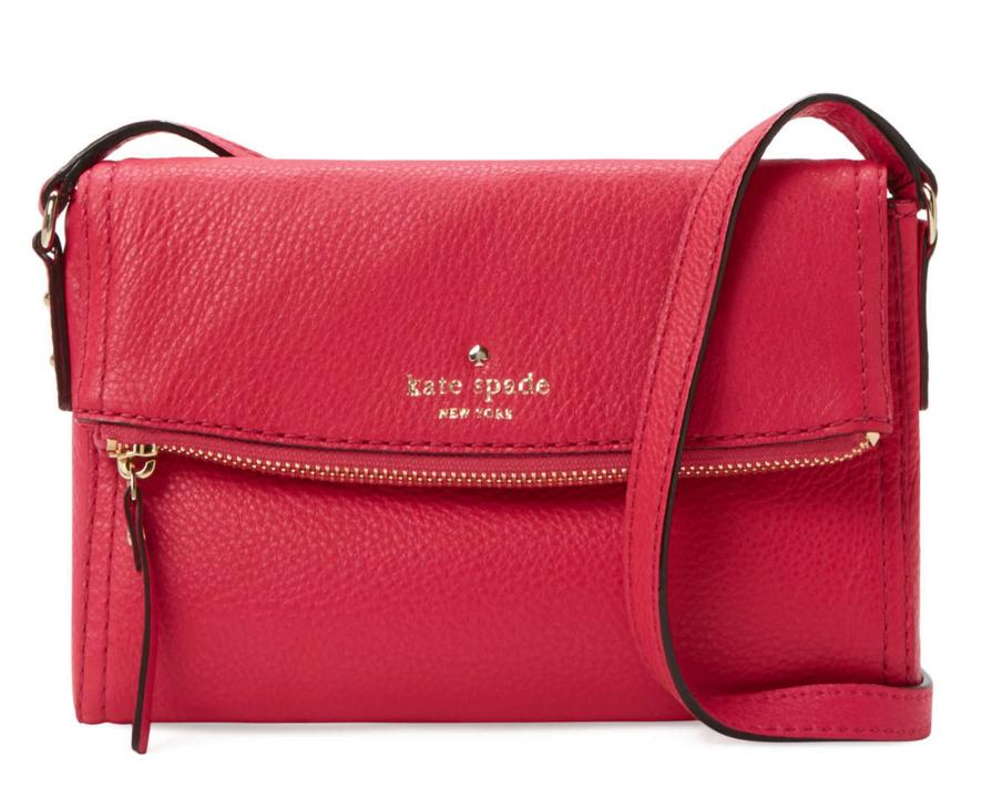 Kate Spade Cobble Hill Carson Mini Leather Crossbody