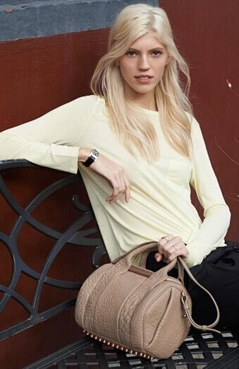 ALEXANDER WANG Rockie with Pale Gold @ Otte