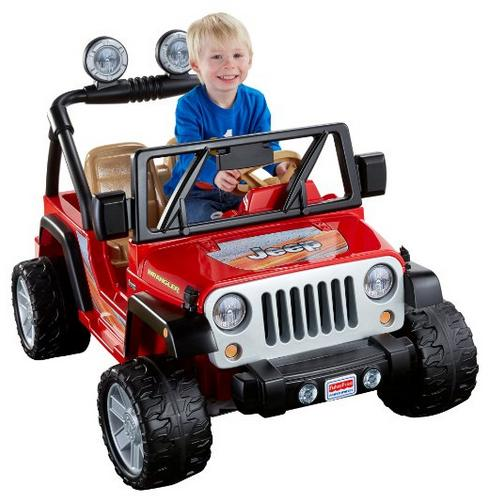 30% or More Off Select Power Wheels & Accessories @ Amazon.com
