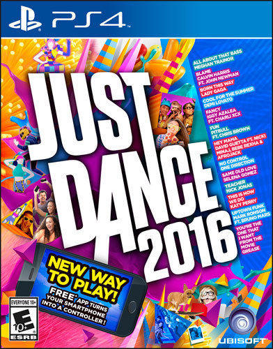 As low as $19.99 Just Dance 2016 (All Platform)