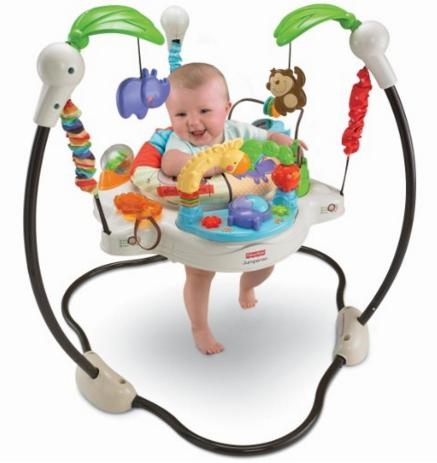 Fisher-Price Jumperoo - Luv U Zoo @ Amazon