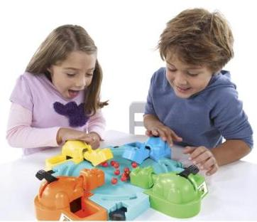 Hungry Hungry Hippos @ Amazon