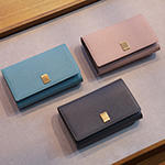 Free Shipping over $150 Couronne's Spring Color Wallet Collection @wannabk.com