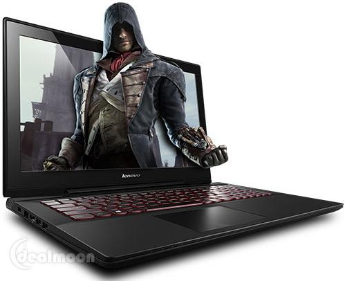 Lenovo Y50-70 Touch Gaming Laptop Intel Core i7 4720HQ (2.60GHz) 512SSD