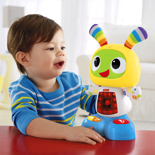 Up to 60% Off + Buy 1 Get 1 Free Select Fisher Price Infant and Preschool Toys @ ToysRUs