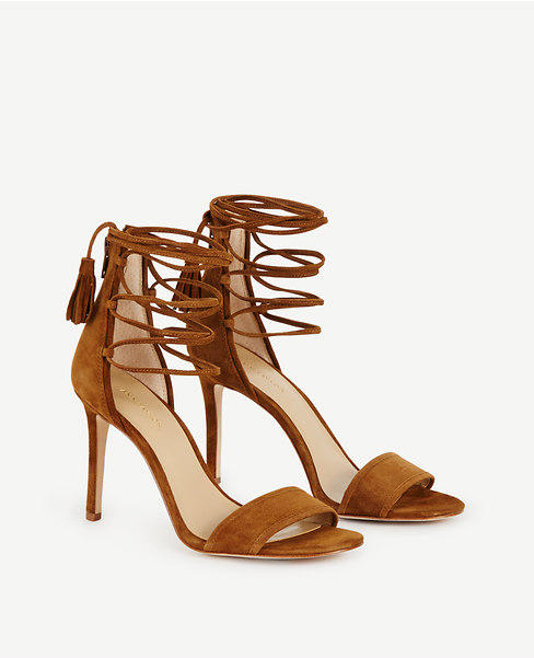 Extra 30% Off Heels Sale @ Ann Taylor