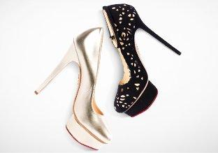 Up to 55% Off Select Charlotte Olympia Shoes @ MYHABIT
