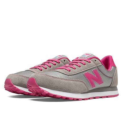 New Balance Girls Low Profile Lifestyle KL501GPY