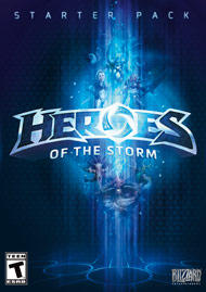 $7.97 Heroes of the Storm Starter Pack
