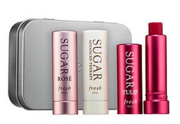 $30 Fresh Sugar On The Go Mini Lip Trio ($37.00 value)