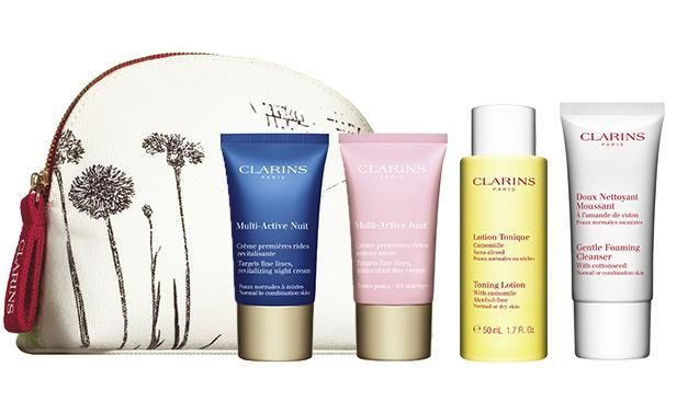 Free 5pc Gift With Any Order Over $75 @ Clarins
