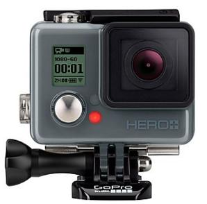 GoPro HERO+ LCD 1080p Action Camera with Touch Display (CHDHB-101)