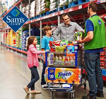 $36.00 One-Year Sam's Club Savings Membership Package