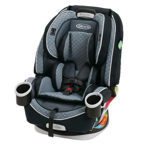 $242.99 Graco 4Ever All-in-One Convertible Grey Car Seat+$25 Gift Card