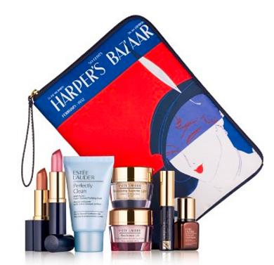 Receive an 7-piece Gift With Any $50 Estée Lauder purchase @ Bloomingdales