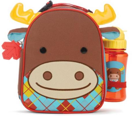 Skip Hop Zoo Lunchie & Bottle Set, Moose @ Amazon