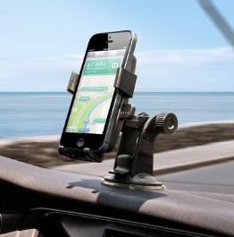 $10.95 Prime Only! iOttie Easy One Touch Windshield Dashboard Car Mount Holder
