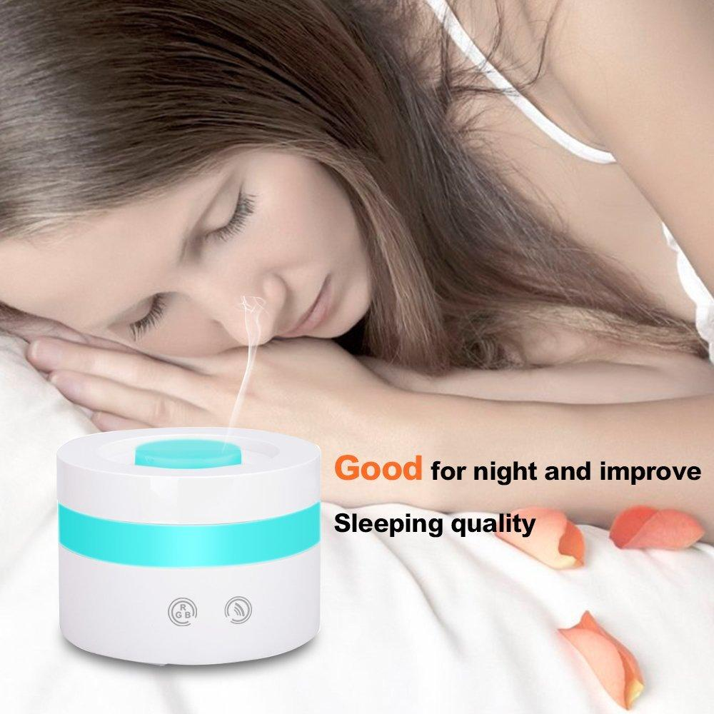$20.99( $59.99,66% off) O'Vinna 100ml Aromatherapy Essentail Oils Diffuser Mist Humidifier