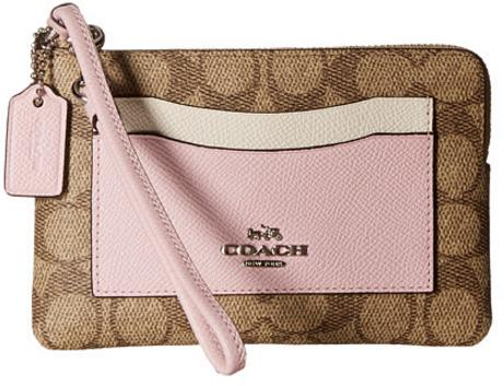 $52.99 COACH Corner Zip On Sale @ 6PM.com