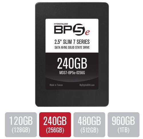 From $49.99 MyDigitalSSD 7mm BP5e SSD