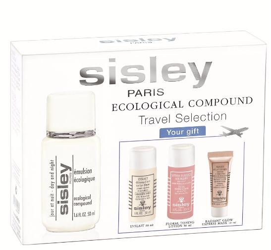 $100 Sisley-Paris Ecological Compound Set @ Saks Fifth Avenue