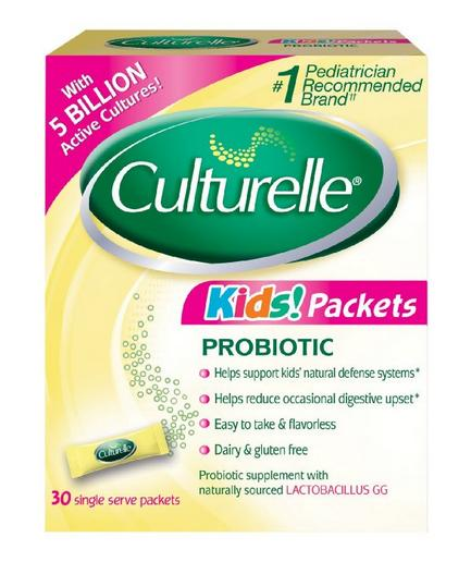 $16.13 i-Health Culturelle Probiotics for Kids, 30 Count