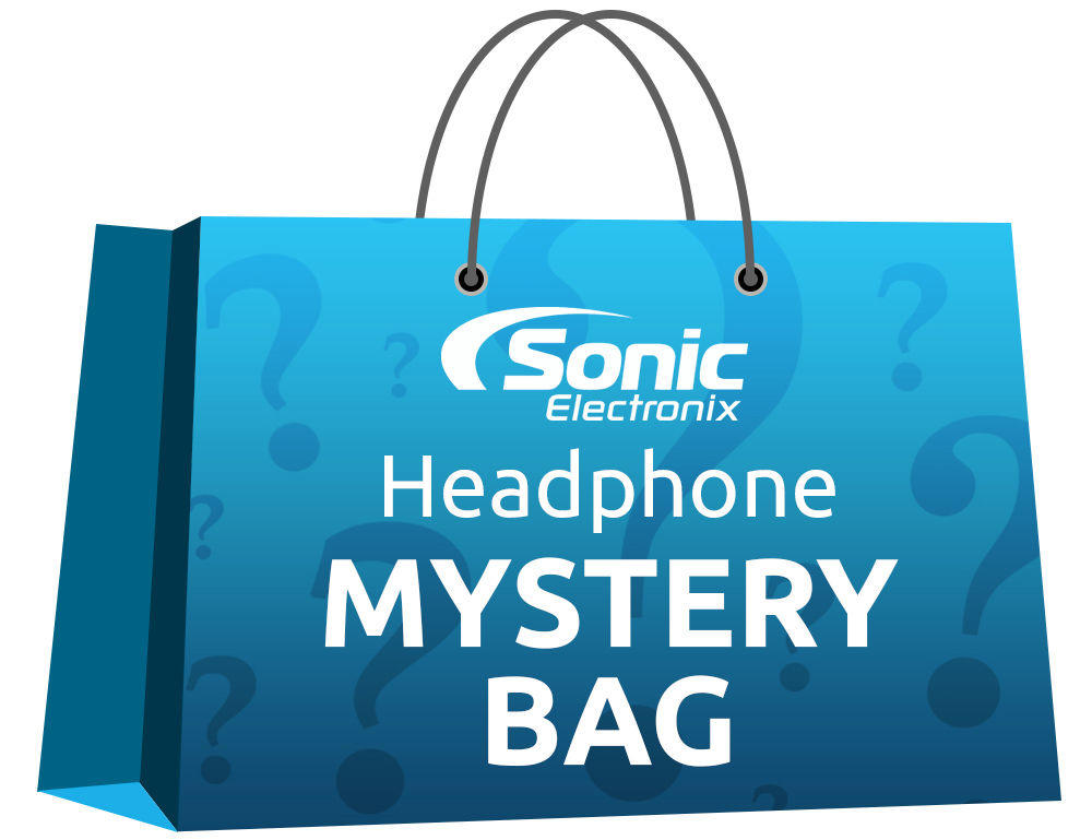 Mystery Bag Bonus Buy! (PS: Sennheiser Urbanite XL Wireless)