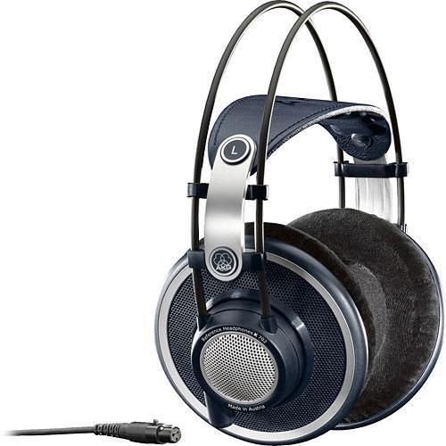 $149 AKG K702 Headphones Black
