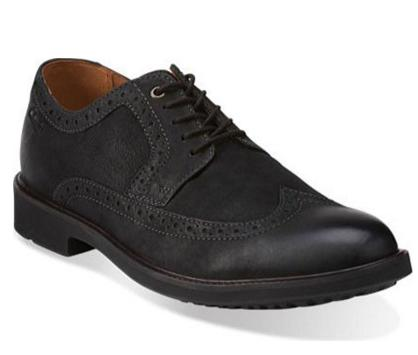 Clarks Wahlton Wing Tip Oxford