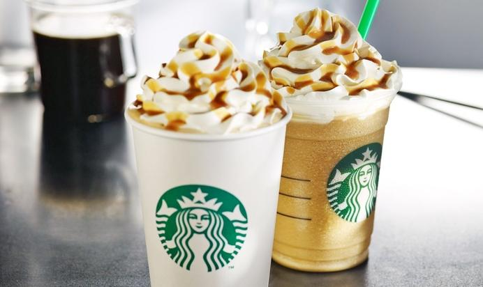 $5 for $10 Starbucks Card eGift @ Groupon