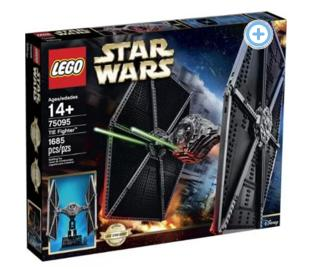 $168.82 LEGO Star Wars TIE Fighter 75095