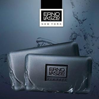 ERNO LASZIO See Mud Deep Cleansing Bar 150g
