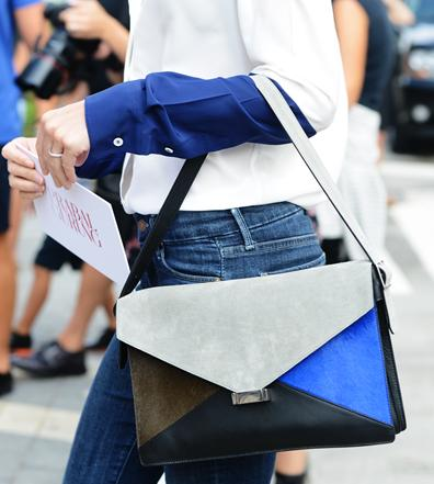Today only! Extra 30% Off CÉLINE Shoulder bag on sale @ Yoox.com