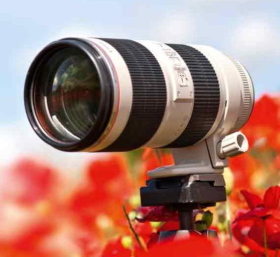 Canon EF 70-200mm f/2.8L IS II USM Lens+Printer+Filter Kit+Cleaning Kit+Photo Paper