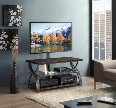 $131.59 Whalen Furniture Calico 3-in-1 TV Stand, 54-Inch