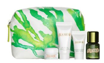 5-piece gift with $350 La Mer Purchase