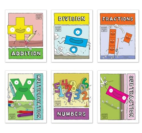 25% Off All Building Blocks Books @ World Book Store