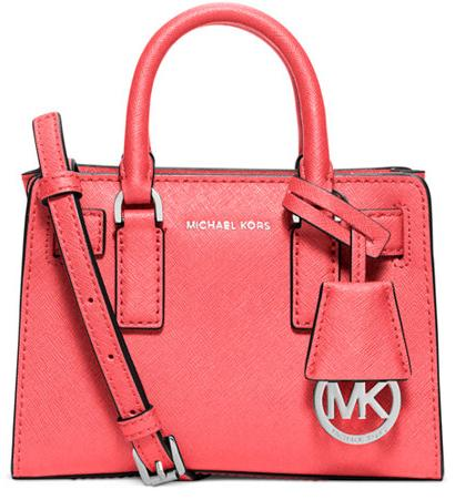 MICHAEL Michael Kors Dillon Mini Top Zip Extra Small Crossbody