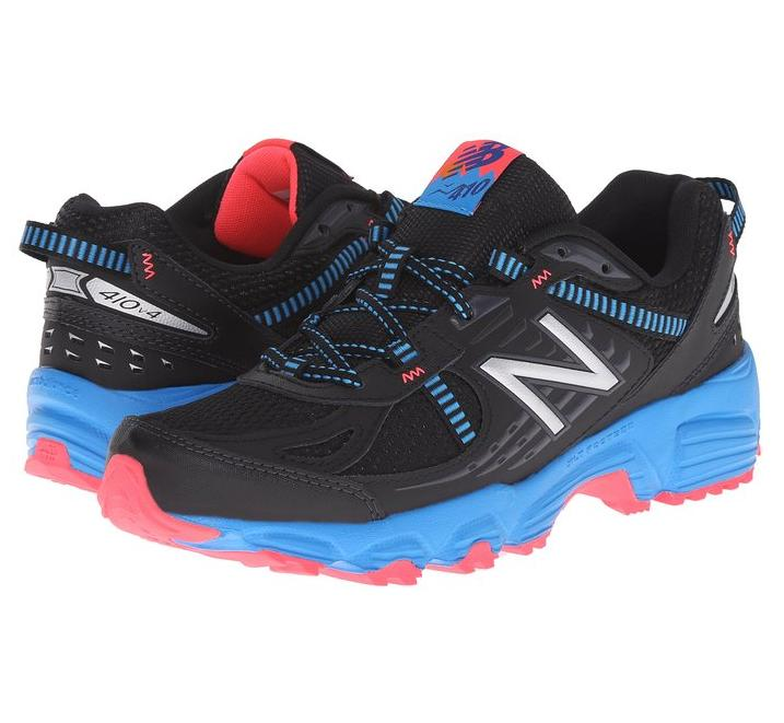 $30.94 New Balance Women's WT410V4 Trail-Running Shoe