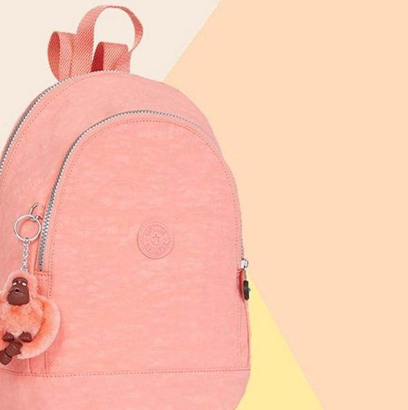 Free Harrie pouch with $75 Purchase @Kipling USA