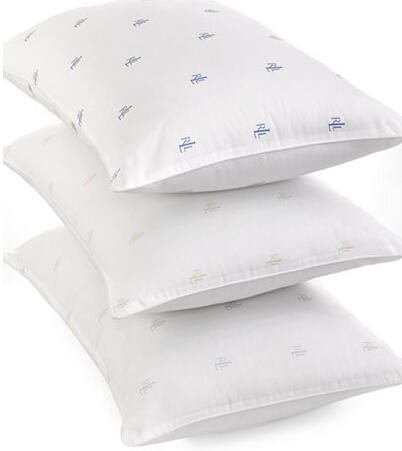 Lauren Ralph Lauren Logo Medium Density Standard/Queen Pillow